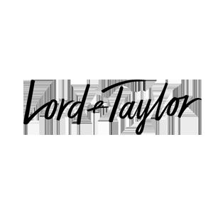 Crossgates Mall  Lord And Taylor Horizontal Logo