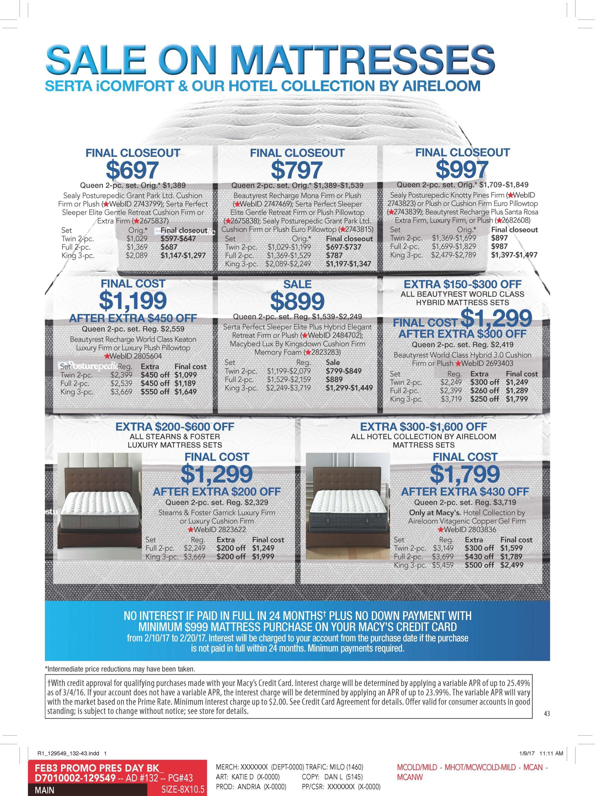 luxury of image topper memory foam mattress unique macys