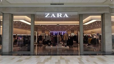 ZARA NOW OPEN & Crossgates Mall - Shopping Dining and Entertainment in Albany NY