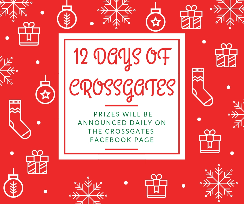 2018 12 DAYS OFCROSSGATES