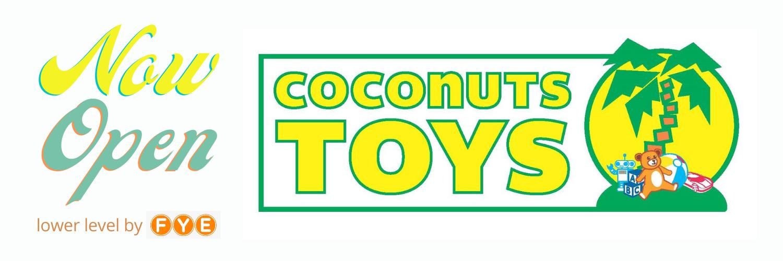 Coconut Toys Website Banner 1