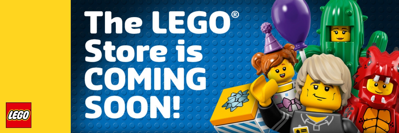 LEGO Coming Soon