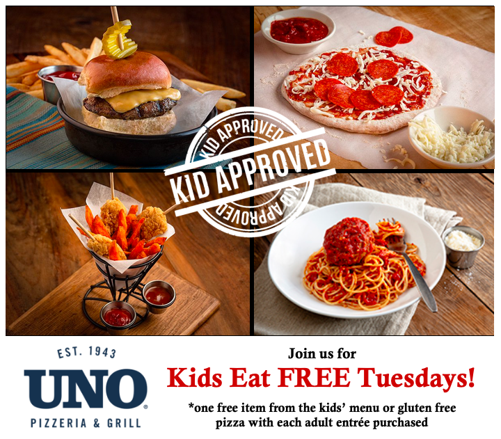 UNO KidApproved KEFTuesday