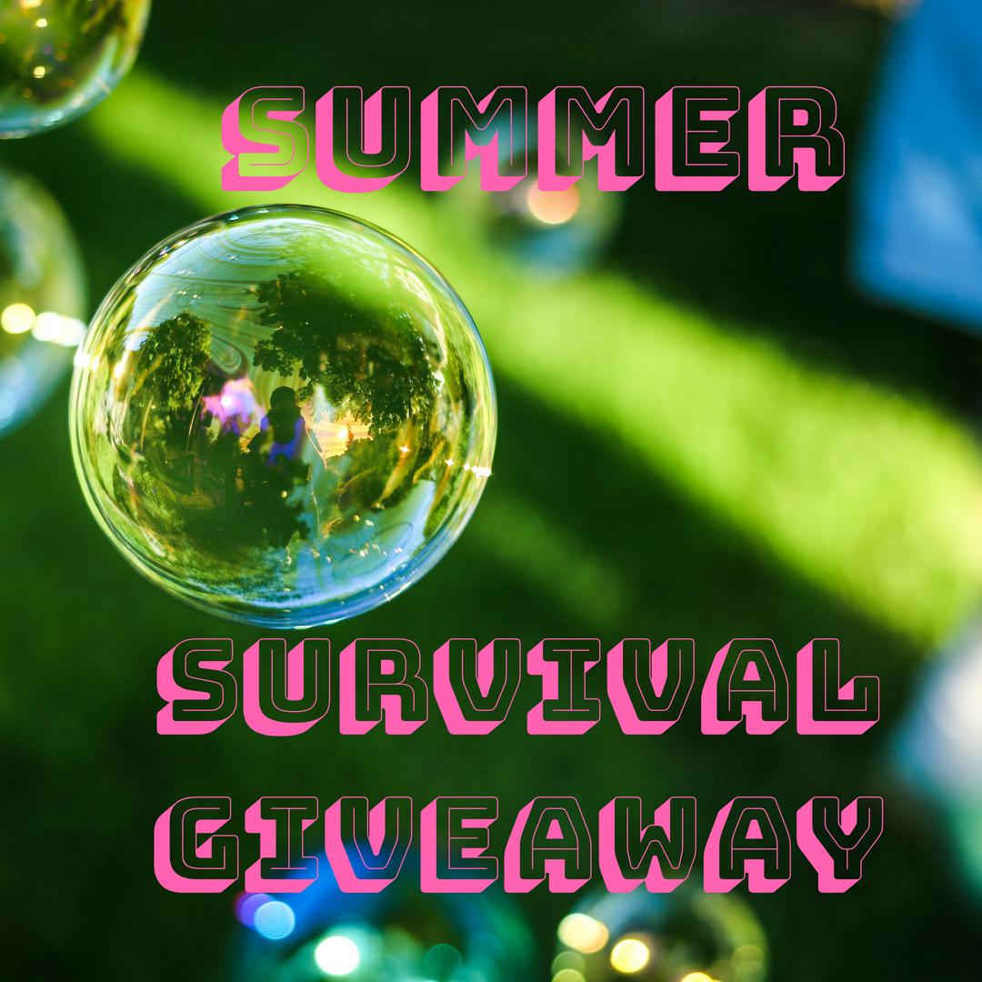 Summer Survival Giveaway_Pink