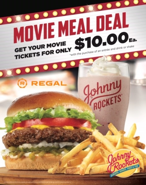 JR NEW Movie Deal