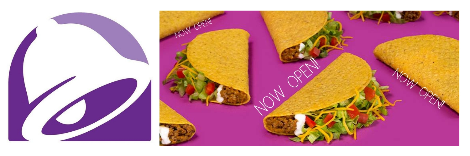 Taco Bell Banner