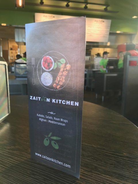 Zaitoon Kitchen Now Open Crossgates