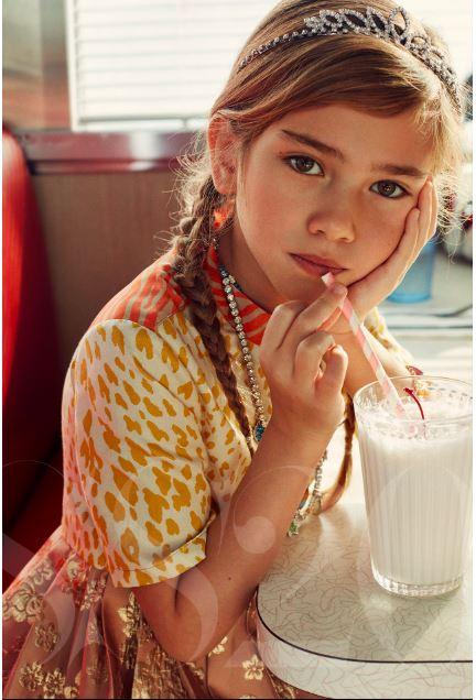 Zara Kids winter 2020