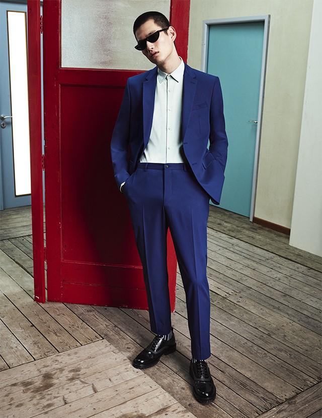 Zara Man Modern Tailoring