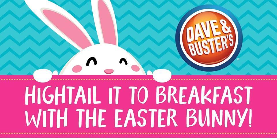 DNB 2019 Easter Bunny Breakfast