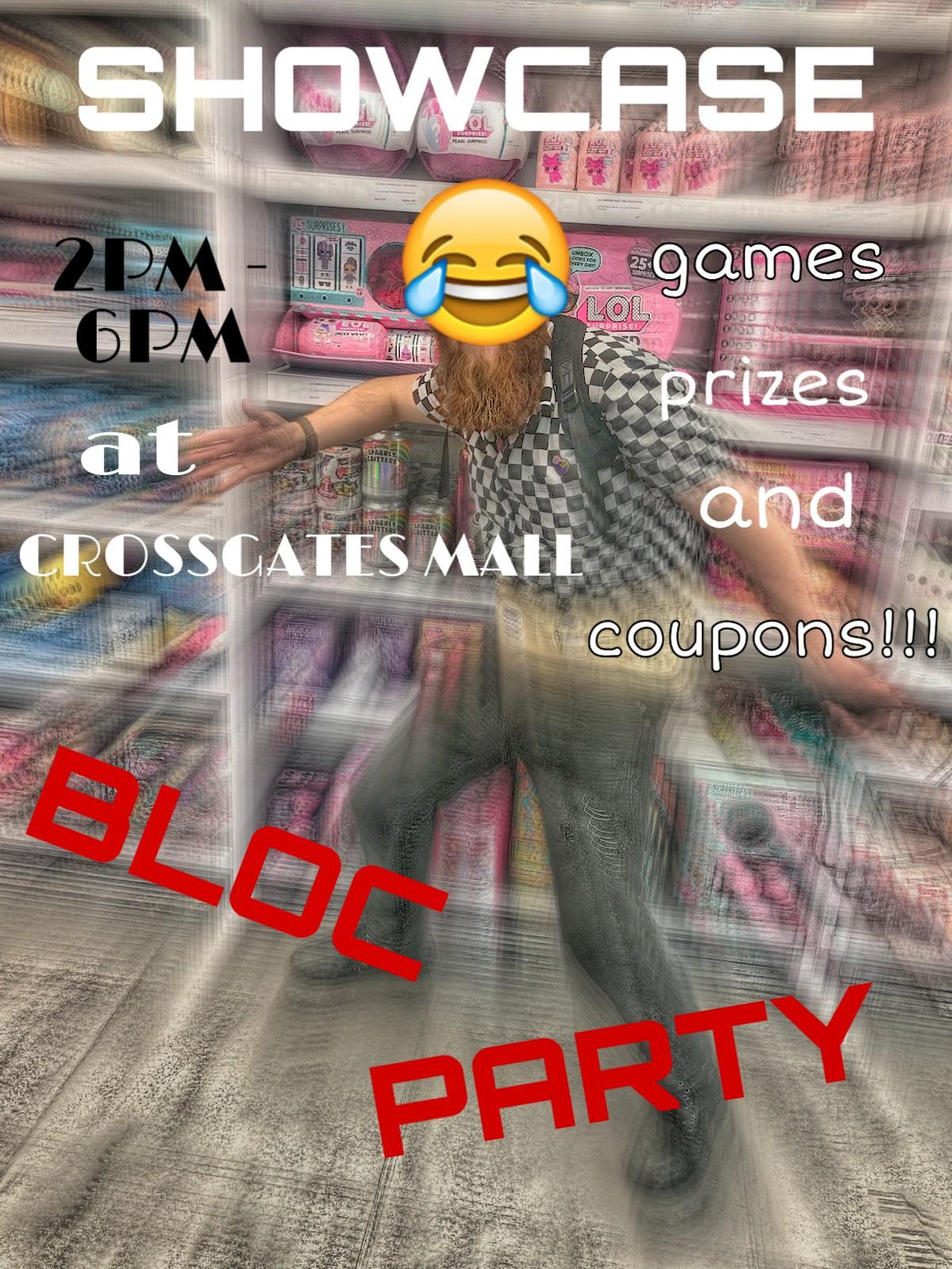 Showcase block party