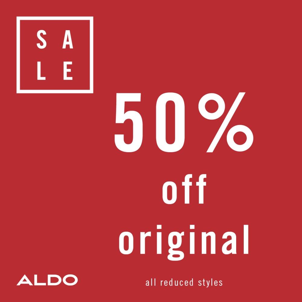 ALDO End of Season Sale 1000x1000 EN
