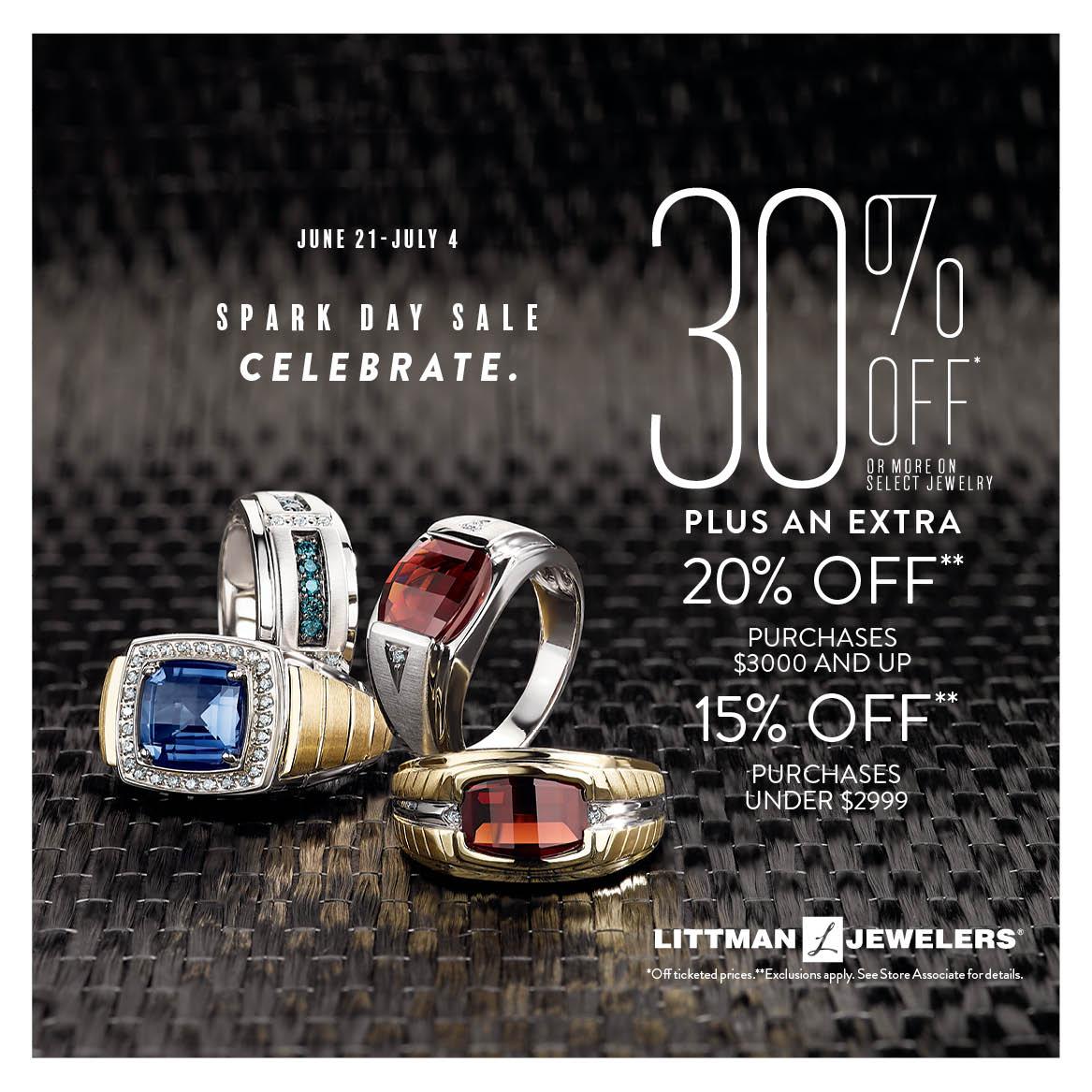 Littman Spark Day Sale