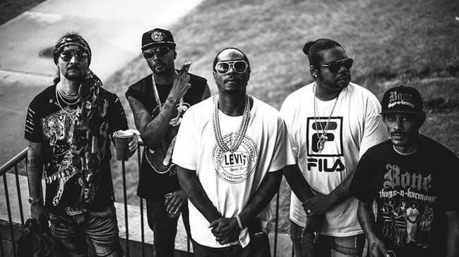August 25 Bone Thugs n Harmony