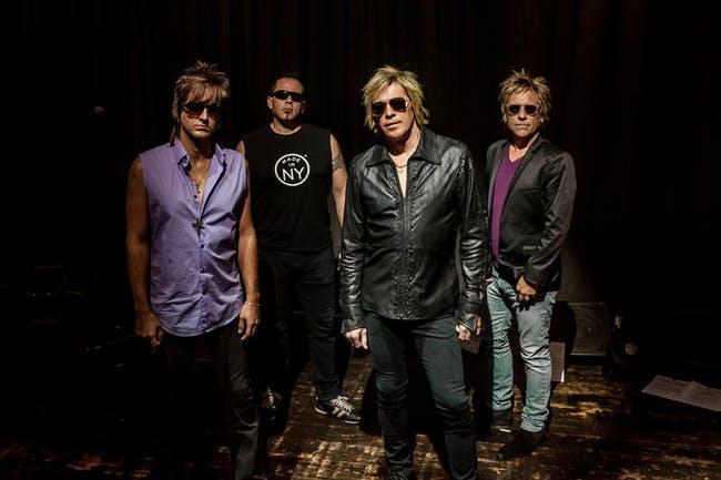 September 22 Slippery When Wet Bon Jovi Tribute