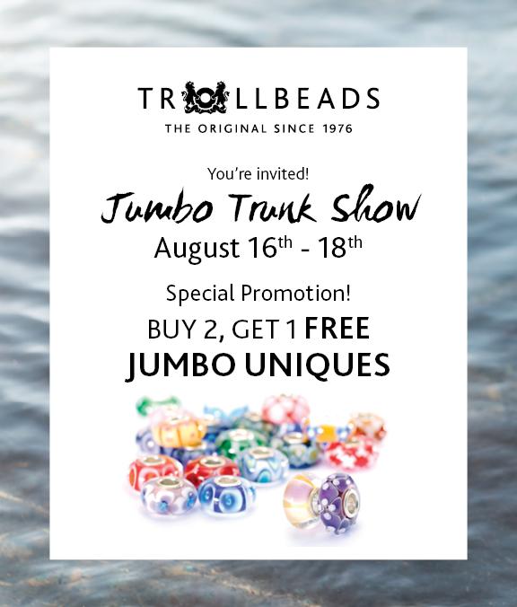 trollbeads Jumbo Uniques