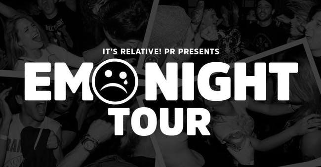October 4 Emo Night Tour