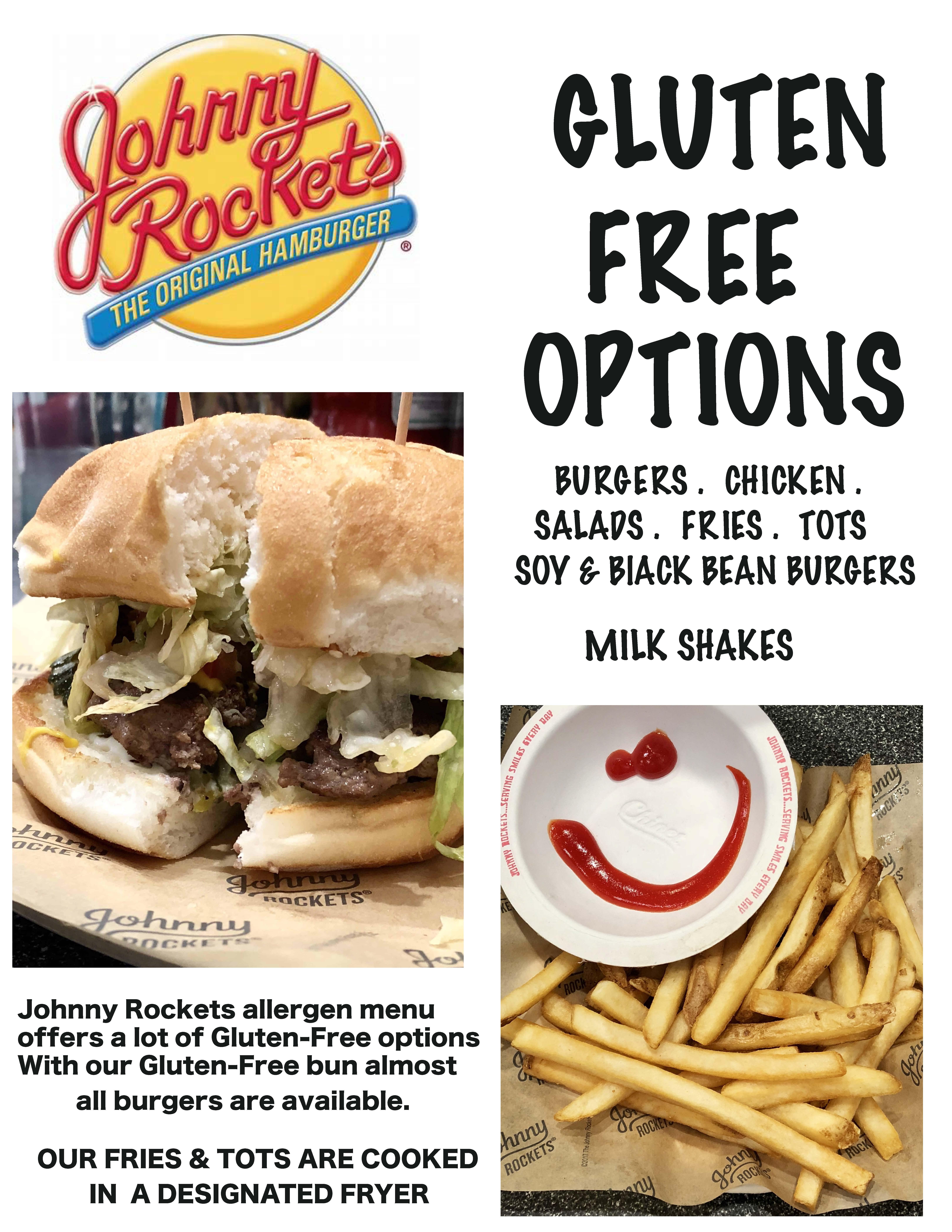 Johnny Rockets GF ROCKETS