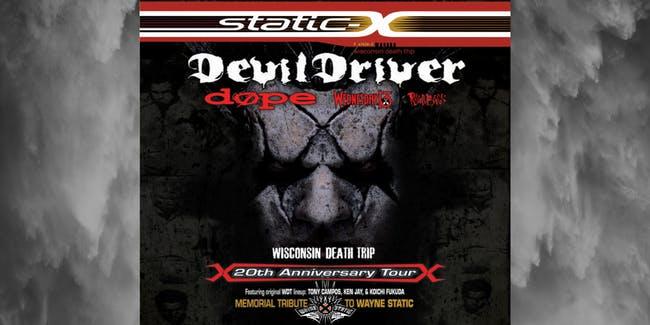 November 22 Static X