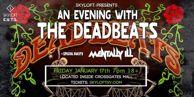 January 17 The Deadbeats