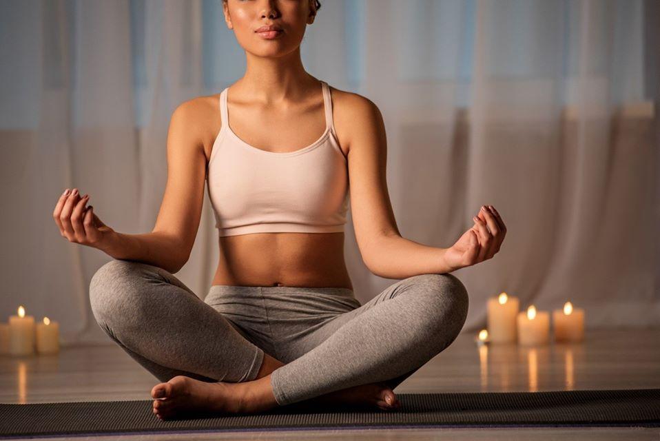 Spa Mirbeau Candlelight Yoga