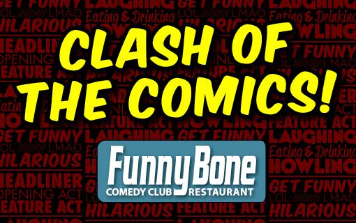 Clash of the Comics 1