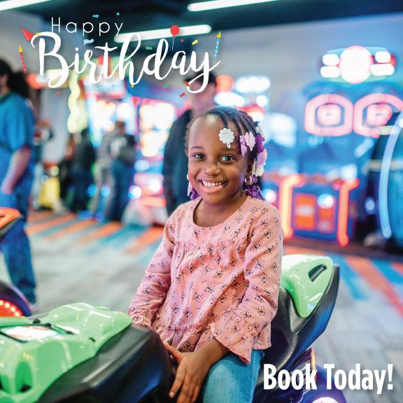 APEX Kids Birthday Party