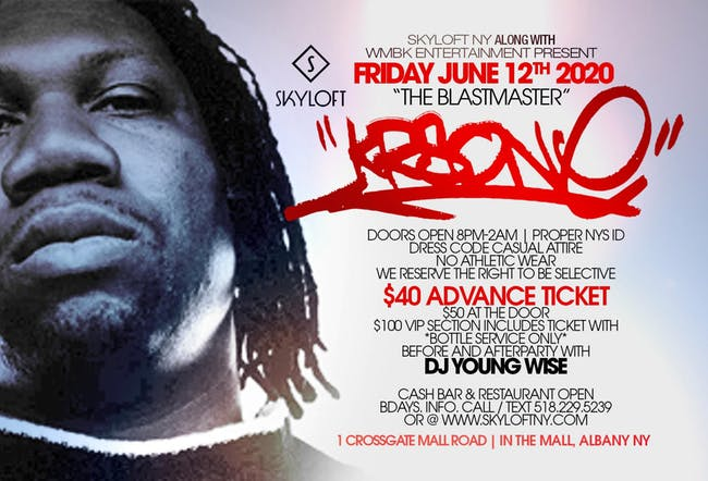 June 12 KRS ONE