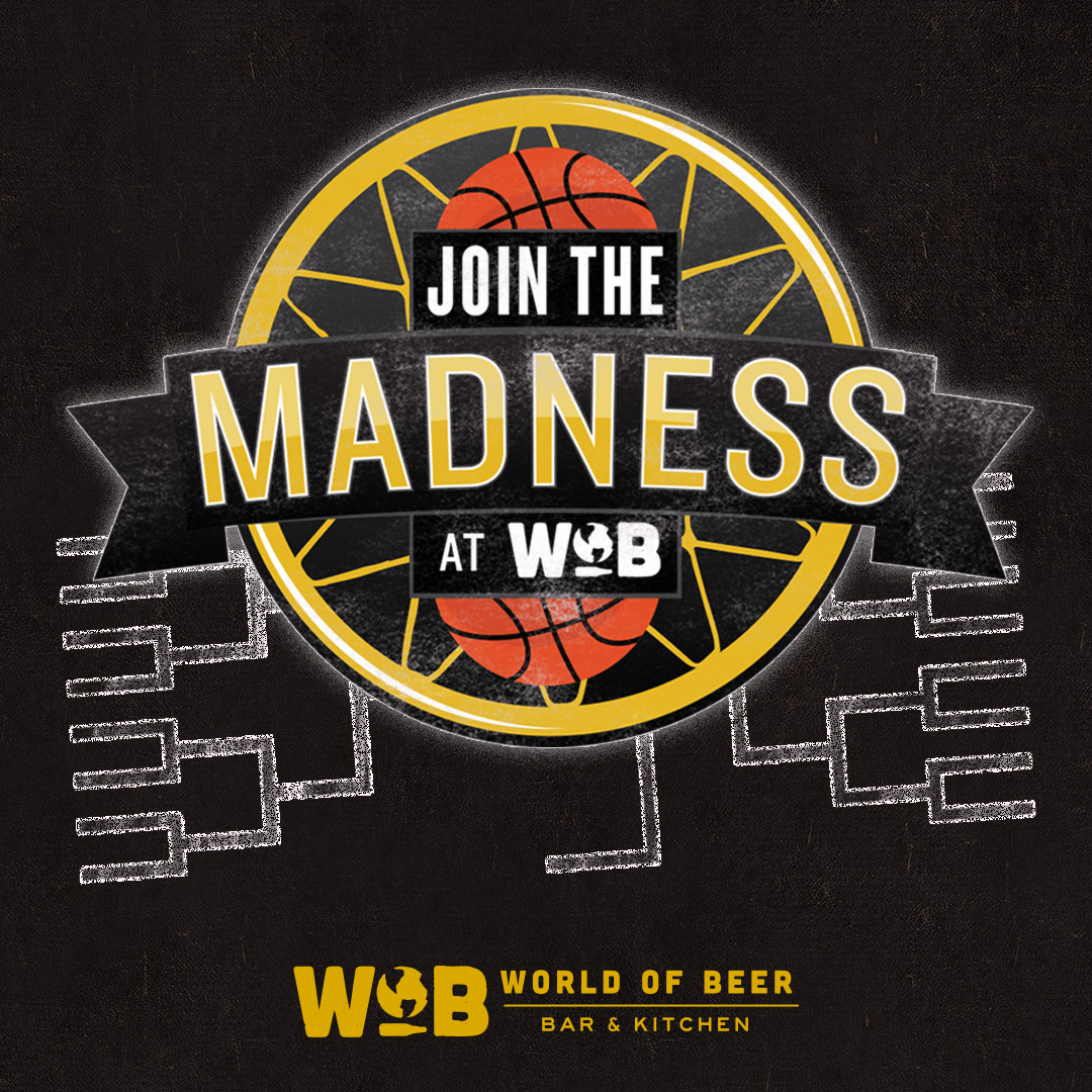 WOB March Madness Instagram