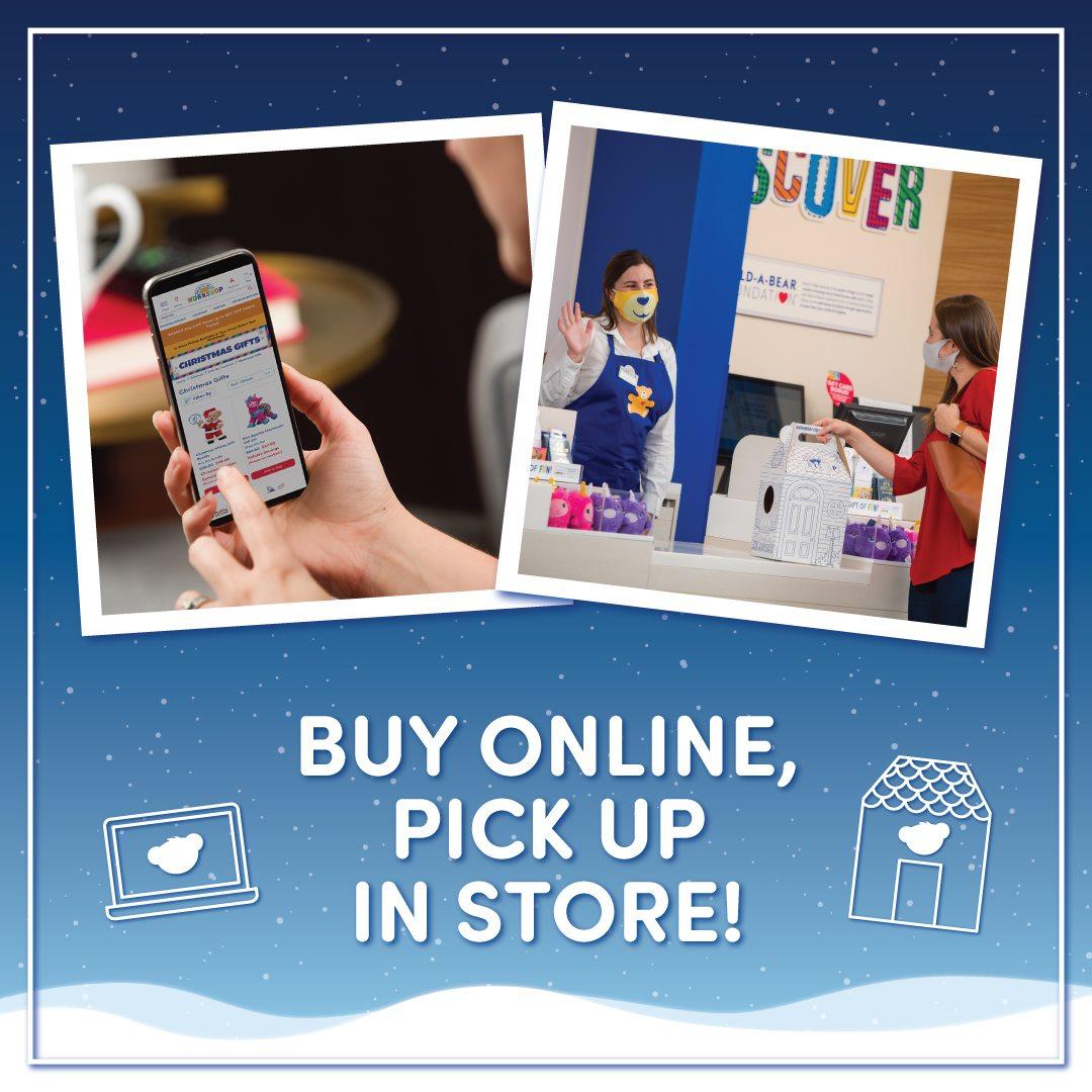 Build a Bear Buy Online