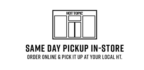 Hot Topic online order