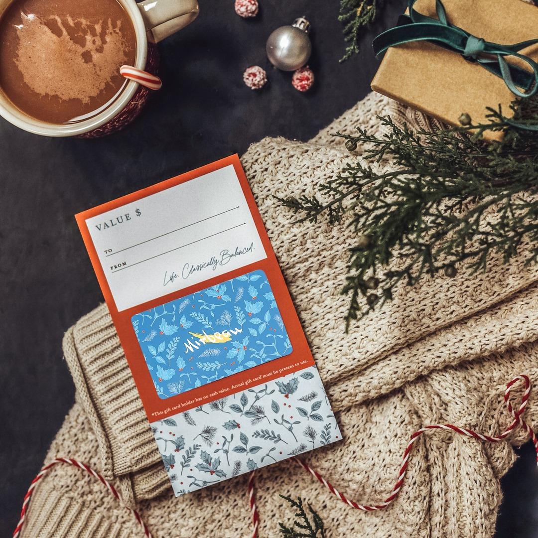 Spa Mirbeau gift card stock