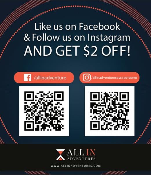 All in Adv social media promo
