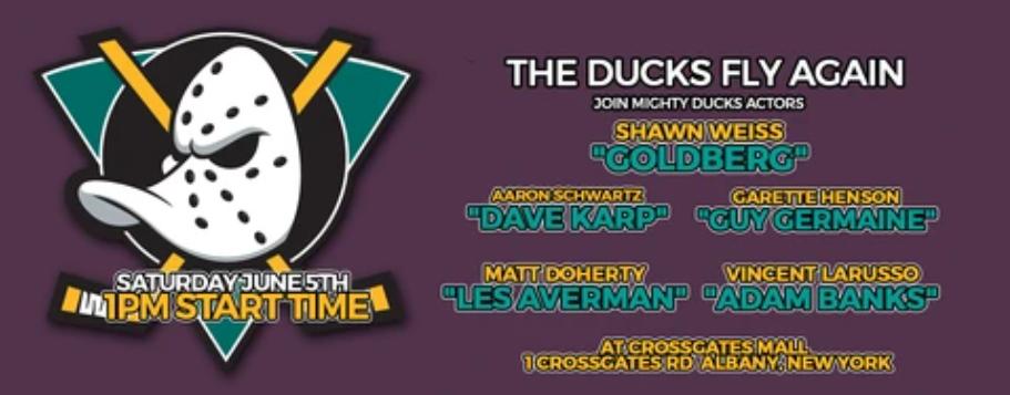 Mighty Ducks List