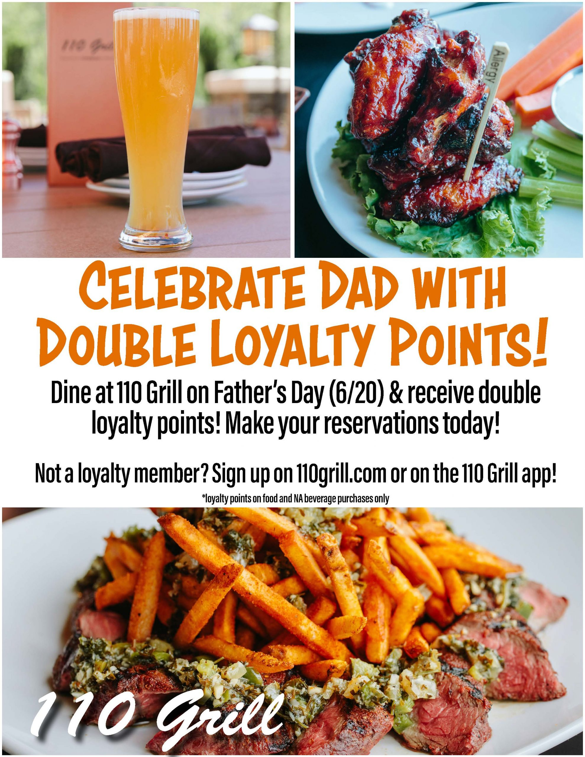 110 Grill Fathers Day 21 Double Points