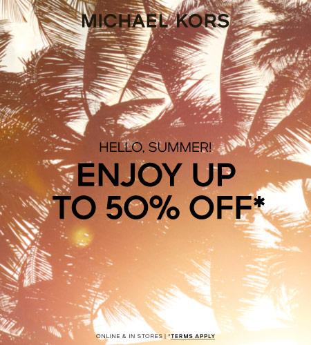 Michael Kors Up to 50 Off PROMO ASSETS MALL SOCIAL 450x500 NO CTA