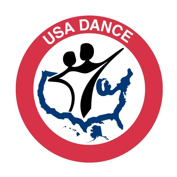usa dance logo