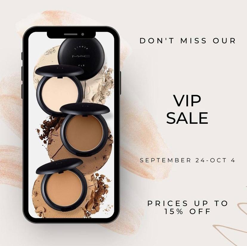 Macys MAC VIP Sale